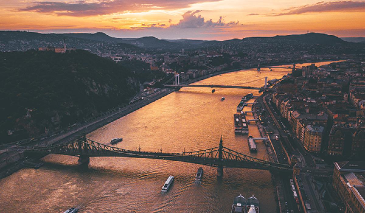 Budapest Belvárosa
