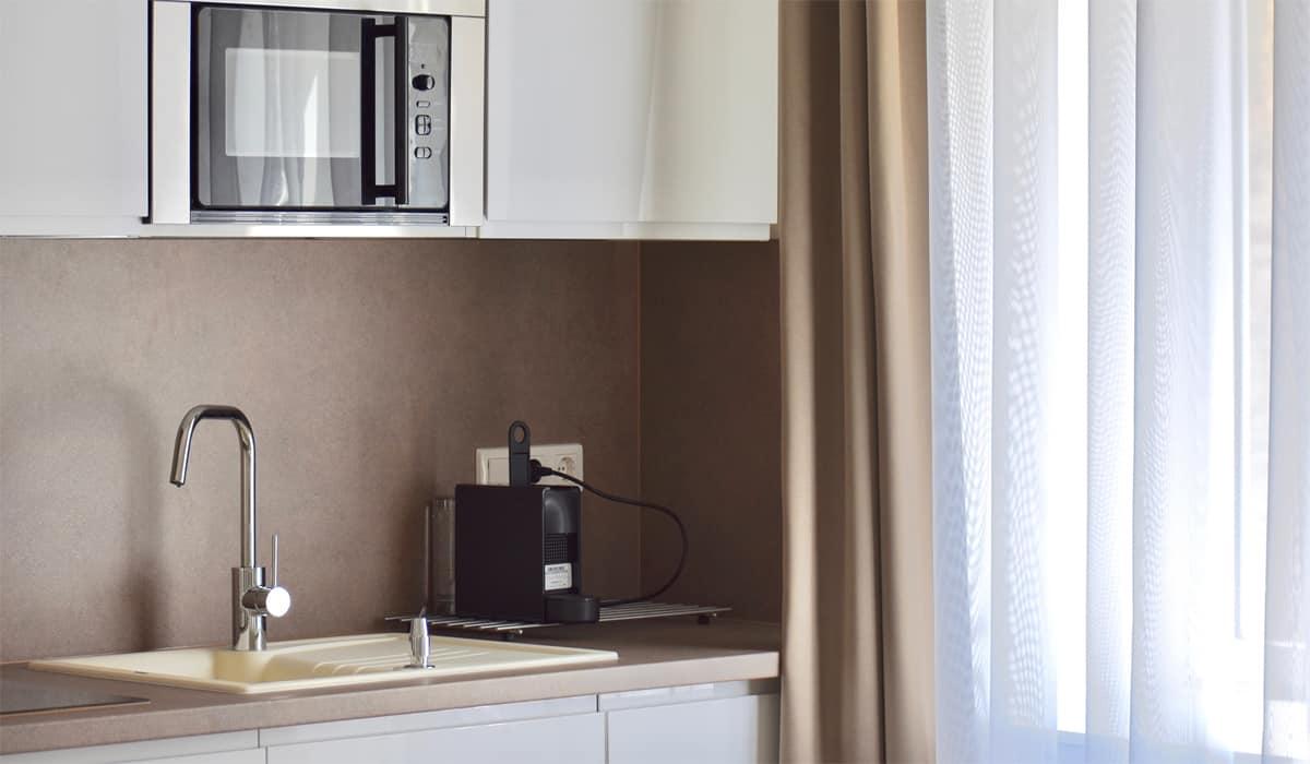 Klasszikus Apartman Két Külön Ággyal - Harmónia Palota Budapest