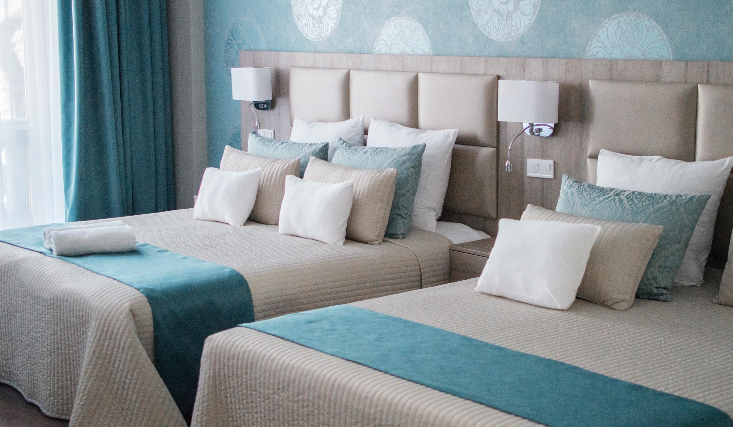 Deluxe Family Apartment - Harmonia Palace Budapest