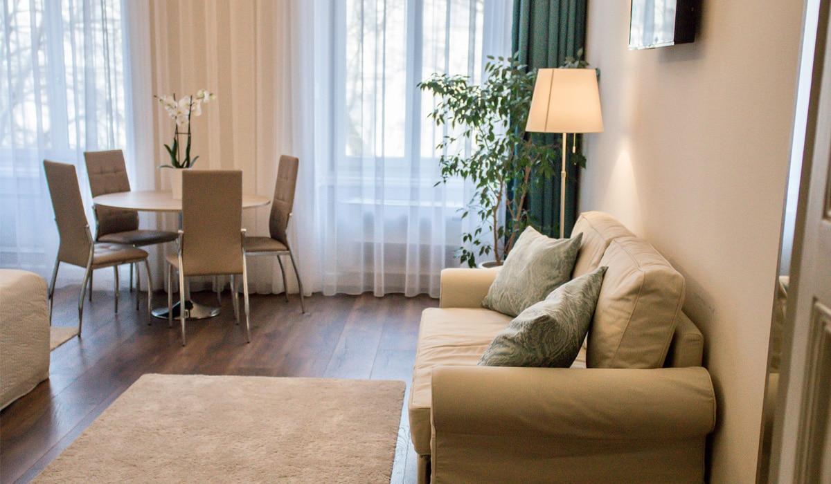 Deluxe Apartman Városra Néző Kilátással - Harmónia Palota Budapest
